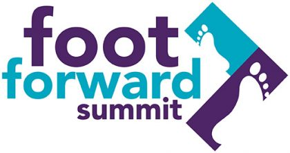 Foot Forward Summit Logo